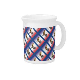 France - France cream jug Beverage Pitchers