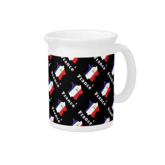 France - France cream jug Drink Pitchers