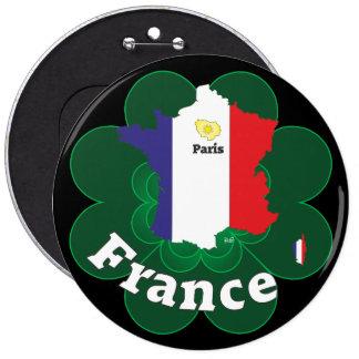 France France Francia button