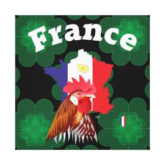 France, France, Francia canvas