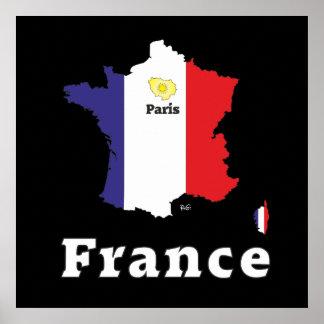France, France, Francia poster