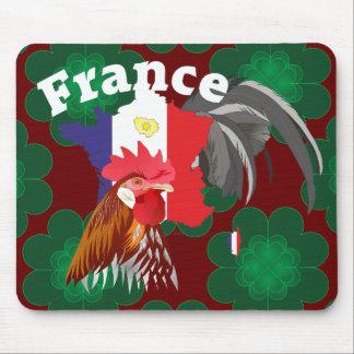 France - France Mousepad
