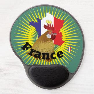 France - France Mousepad Gel Mouse Pad