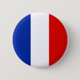 France, France Pinback Button