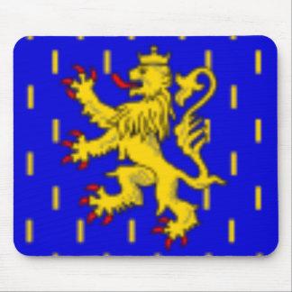 France Franche Comte Mouse Pad