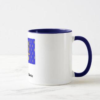 France-Franche Comte Mug