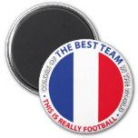 France Frankreich Art Shield Fridge Magnets