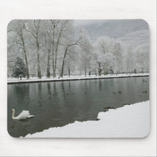 FRANCE, French Alps (Isere), VIZILLE: Chateau de 2 Mouse Pad