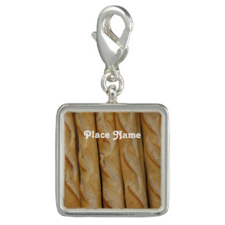 France - French Bread Photo Charms