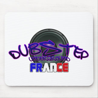 France French DUBSTEP Mousepads