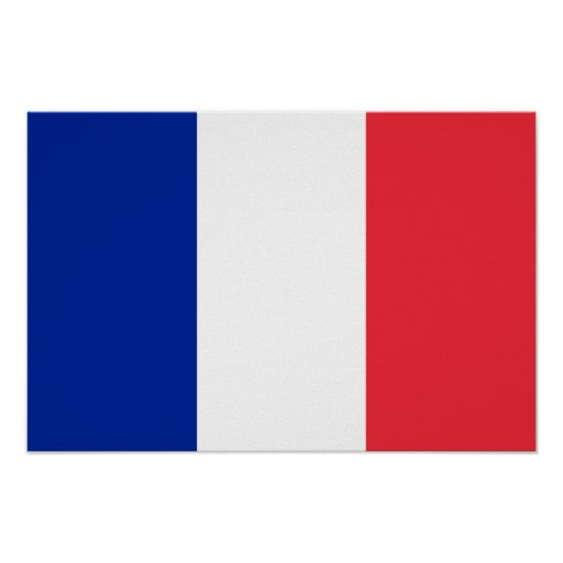 Lucrative image in printable french flag