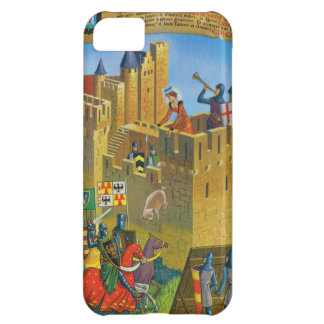 France, French vintage Medieval Carcassonne Cover For iPhone 5C