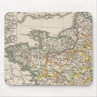 France from 1610 to 1790 mouse pad
