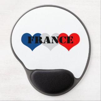France Gel Mouse Pads