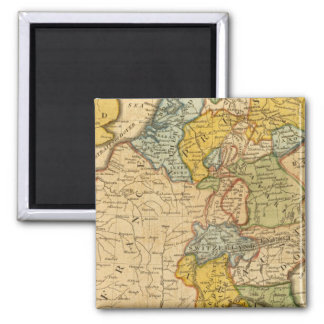France, Germany, Netherlands, Switzerland Magnet