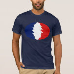France Gnarly Flag T-Shirt