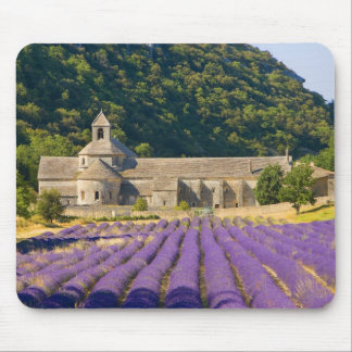 France, Gordes. Cistercian monastery of Mouse Pad