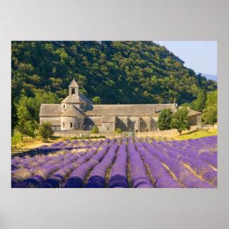France, Gordes. Cistercian monastery of Poster