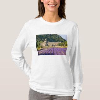 France, Gordes. Cistercian monastery of T-Shirt