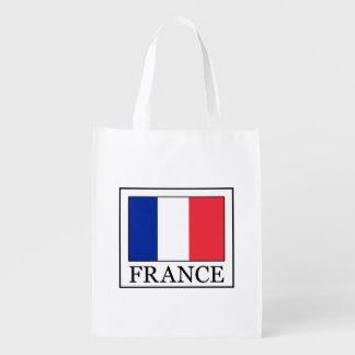France Grocery Bag