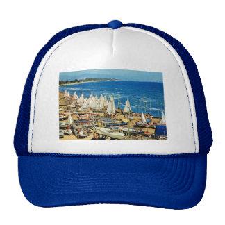 France, Hyeres, Var, Port and Marina Trucker Hat