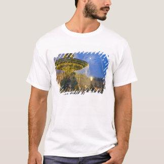 France, Ile de France, Paris, Concorde place, T-Shirt
