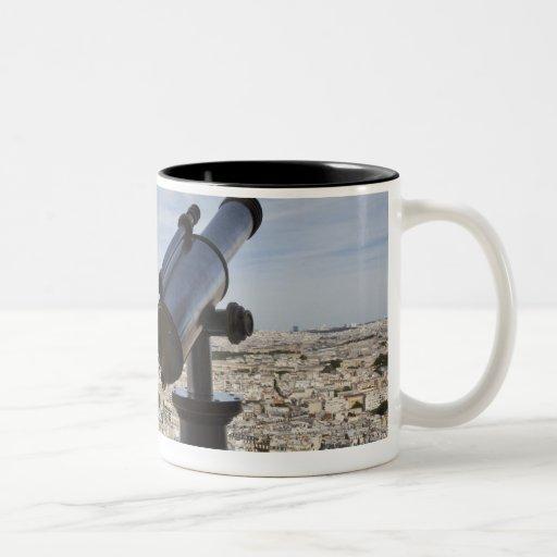 France, Ile-de-France, Paris, Eiffel Tower, Coffee Mugs