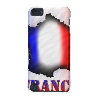 France Ipod Touch Case