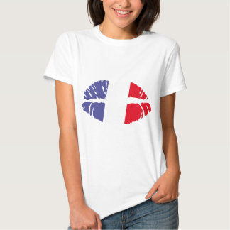france kiss T-Shirt