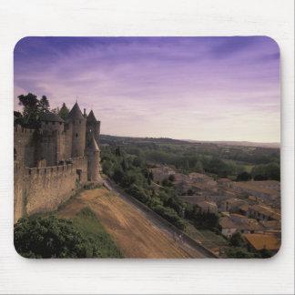 FRANCE, Languedoc Carcassonne 2 Mouse Pad