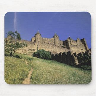 FRANCE, Languedoc Carcassonne Mouse Pad