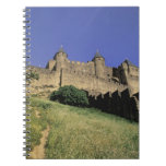 FRANCE, Languedoc Carcassonne Note Books