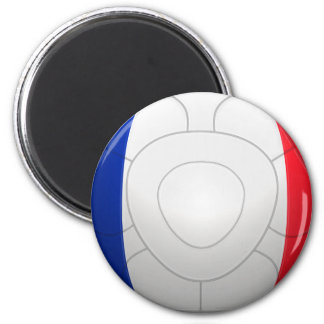France - L'Equipe Tricolore Football Magnet