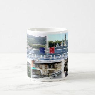 France - Lourdes - Coffee Mug
