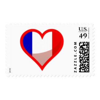 France Love Stamps