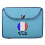 France Macbook Pro Sleeves