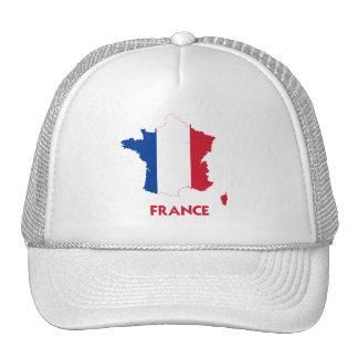 FRANCE MAP HATS