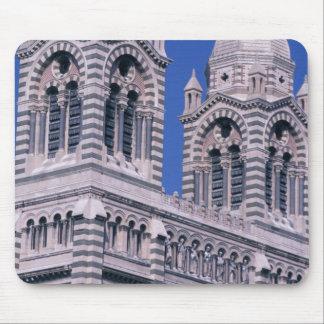 France, Marseille, Provence. Cathedral de la Mouse Pad