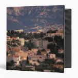 France, Marseille, Provence. Southern suburbs Binder
