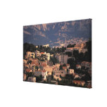 France, Marseille, Provence. Southern suburbs Stretched Canvas Prints