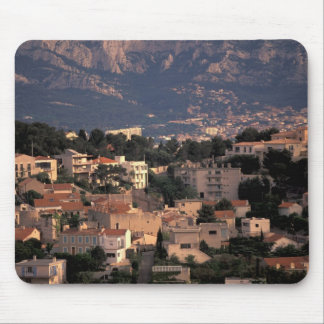 France, Marseille, Provence. Southern suburbs Mouse Pad