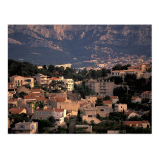 France, Marseille, Provence. Southern suburbs Postcards