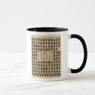 France Military Mug