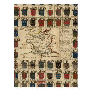 France Military Postcard