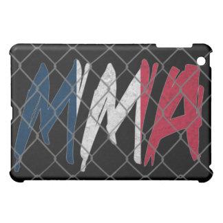 France MMA black iPad case