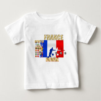 France MMX 32 Qualifying countries gifts T Shirt