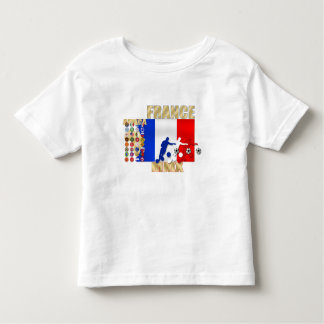 France MMX 32 Qualifying countries gifts T Shirts