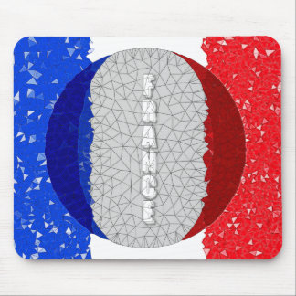France Mouse Pad