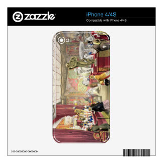 France No. 3, from 'Dickinson's Comprehensive Pict Decal For The iPhone 4