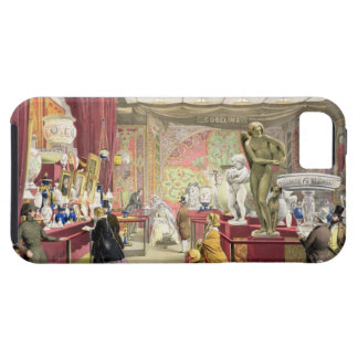 France No. 3, from 'Dickinson's Comprehensive Pict iPhone SE/5/5s Case